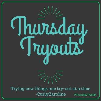 #ThursdayTryouts